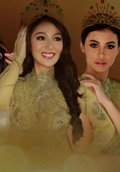 Xem trực tiếp Chung kết Hoa hậu Trái đất 2018 trên FOXlife - VTVcab