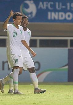 Kết quả U19 châu Á 2018: U19 Ả Rập Xê Út biến U19 Nhật Bản thành nhà cựu vô địch!