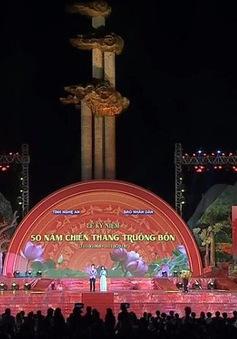Truông Bồn - Miền đất huyền thoại: Tái hiện trang sử hào hùng của dân tộc