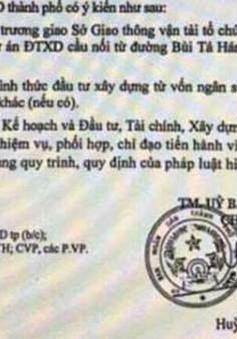 Vụ giả mạo văn bản của UBND TP. Đà Nẵng: Khung hình phạt cao nhất có thể 7 năm tù