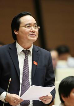 Bộ trưởng Phùng Xuân Nhạ nhận trách nhiệm về lãng phí sách giáo khoa