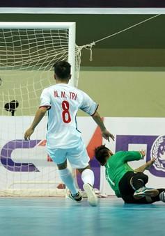 ĐT Futsal Việt Nam lại thua trước Malaysia ở bán kết