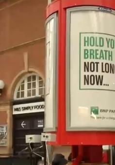 London lắp hệ thống lọc không khí tai ga tàu hỏa