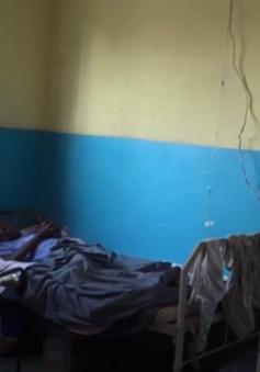 Bệnh viện ở Congo giam giữ bệnh nhân không trả viện phí
