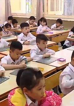 Có cần thiết luyện viết chữ đẹp cho trẻ?