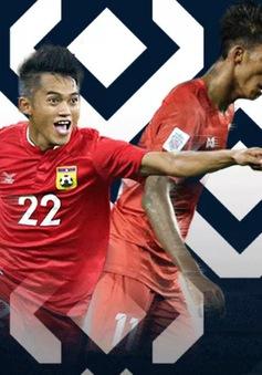 KẾT QUẢ AFF Cup 2018, ĐT Lào 1-3 ĐT Myanmar: Ngược dòng chiến thắng, giành ngôi đầu bảng!