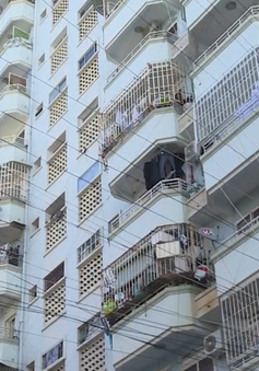 Hàng loạt sai phạm trong bố trí căn hộ chung cư cho thuê ở Đà Nẵng