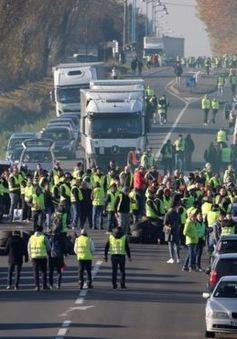 Làn sóng biểu tình gây thiệt hại nặng cho kinh tế Pháp