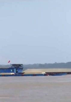 Khó xử lý phương tiện thủy chở quá tải