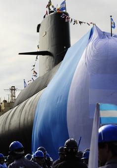 Argentina thừa nhận không thể trục vớt tàu ngầm gặp nạn