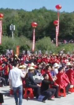 Họp mặt gia tộc gần 4.000 thành viên