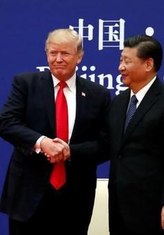 Tổng thống Donald Trump và Chủ tịch Tập Cận Bình điện đàm về thương mại