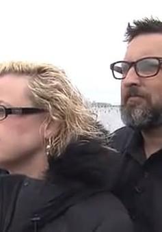 Cặp đôi tức giận khi tìm thấy camera giấu trong phòng riêng trên tàu du lịch