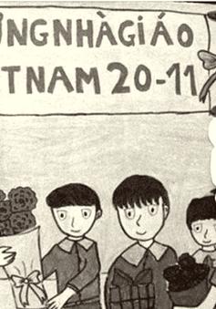 Món quà 20/11 đặc biệt của cô giáo Thành