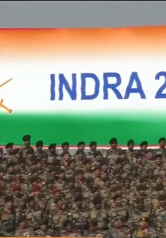 Ấn Độ - Nga tập trận chung