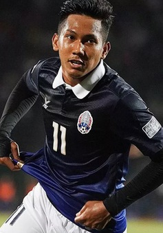 Kết quả AFF Cup 2018, ĐT Campuchia 3-1 ĐT Lào: 3 điểm đầu tiên