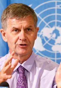 Bê bối tài chính khiến Giám đốc UNEP từ chức