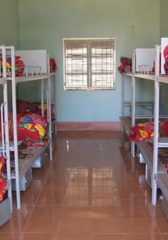 Hiệu quả mô hình trường học bán trú ở huyện vùng cao