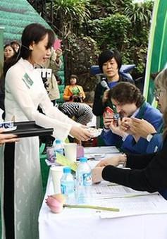 """Việt Nam lần đầu tổ chức cuộc thi """"Nghệ nhân Trà thế giới"""""""
