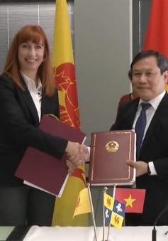 Hợp tác Việt Nam và Vương quốc Bỉ giai đoạn 2019-2021