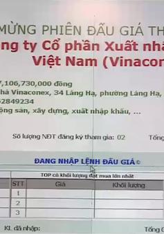 79% cổ phần Vinaconex đem về cho Nhà nước gần 10.000 tỷ đồng