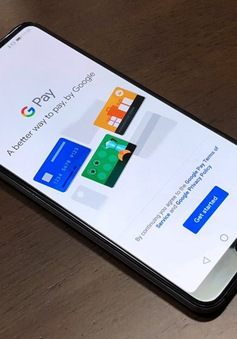 Thêm 16 ngân hàng hỗ trợ thanh toán di động qua Google Pay