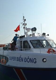 Tuyến vận tải Lý Sơn - Sa Kỳ tạm dừng hoạt động do bão số 9
