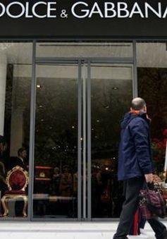 Lý do nào khiến hãng thời trang Dolce & Gabbana bị tẩy chay tại Trung Quốc?