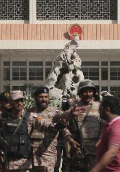 Lãnh sự quán Trung Quốc ở Pakistan bị tấn công, 2 cảnh sát thiệt mạng