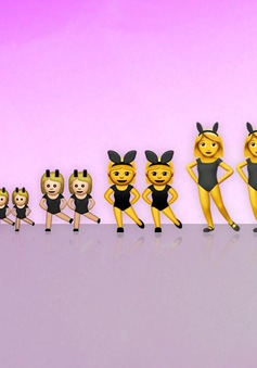 Nhìn lại 10 năm phát triển của biểu tượng cảm xúc emoji