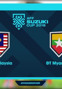 VIDEO Tổng hợp trận ĐT Malaysia 3-0 ĐT Myanmar (Bảng A - AFF Suzuki Cup 2018)