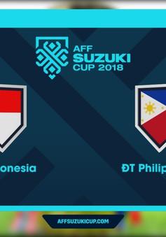 VIDEO: Highlight tổng hợp trận đấu ĐT Indonesia 0-0 ĐT Philippines