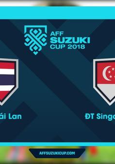 VIDEO Tổng hợp trận ĐT Thái Lan 3-0 ĐT Singapore (Bảng B - AFF Cup 2018)