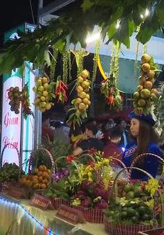 Khai mạc Hội chợ cam, bưởi và các sản phẩm đặc trưng huyện Lục Ngạn