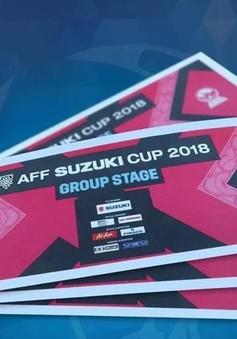 AFF Cup 2018: LĐBĐ Việt Nam đổi mới phương thức bán vé trận bán kết ĐT Việt Nam – ĐT Philippines