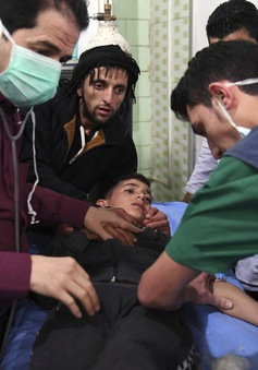 Syria kêu gọi LHQ hành động sau vụ tấn công khí độc tại Aleppo