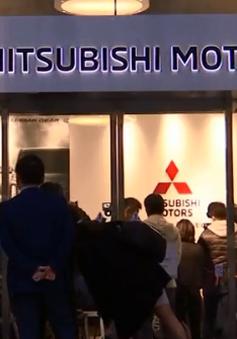 Hãng chế tạo ôtô Mitsubishi cách chức Chủ tịch Carlos Ghosn
