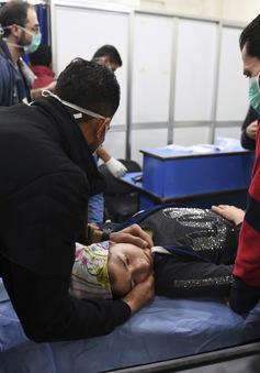 Nga lên án vụ tấn công bằng khí độc tại thành phố Aleppo, Syria