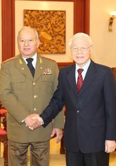 Tăng cường hợp tác quốc phòng Việt Nam - Cuba