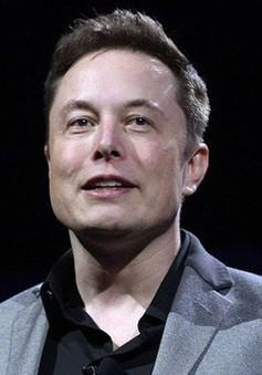 Tỷ phú Elon Musk: Tesla suýt sụp đổ trong năm 2018