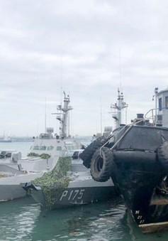 Quốc tế kêu gọi Nga và Ukraine đối thoại giải quyết căng thẳng