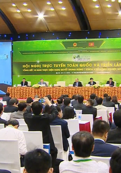 Tổng kết 10 năm thực hiện Nghị quyết Trung ương về nông nghiệp, nông dân, nông thôn