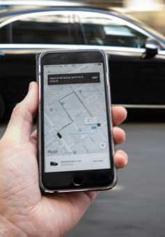 Uber bị phạt hơn 1 triệu Euro tại Anh và Hà Lan