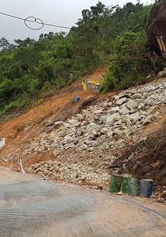 Cảnh báo hạn chế lưu thông trên đèo Khánh Lê vào ban đêm