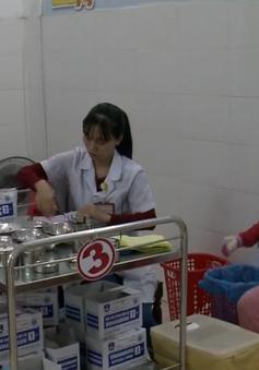 Hơn 1.500 trẻ ở Đà Nẵng chưa tiêm phòng vaccine 5 trong 1