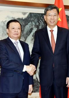 Việt Nam và Trung Quốc tăng cường hợp tác tài chính
