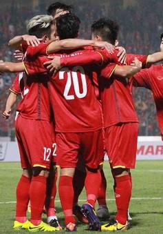 ĐT Việt Nam xếp hạng 100 thế giới trên BXH FIFA tháng 11