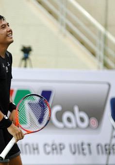 Môn Quần vợt Đại hội TTTQ 2018: Lý Hoàng Nam giúp Bình Dương thống trị nội dung nam