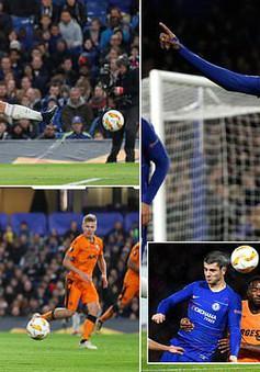 Lượt trận thứ 5 vòng bảng Europa League: Arsenal, Chelsea thắng đậm!