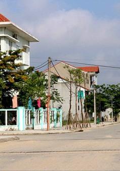 Thừa Thiên Huế: Khu đô thị xây 10 năm chưa xong